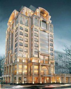معماری و طراحی نمای ساختمان