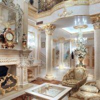 طراحی دکوراسیون داخلی به سبک کلاسیک