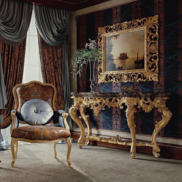 مبلمان کلاسیک و سلطنتی