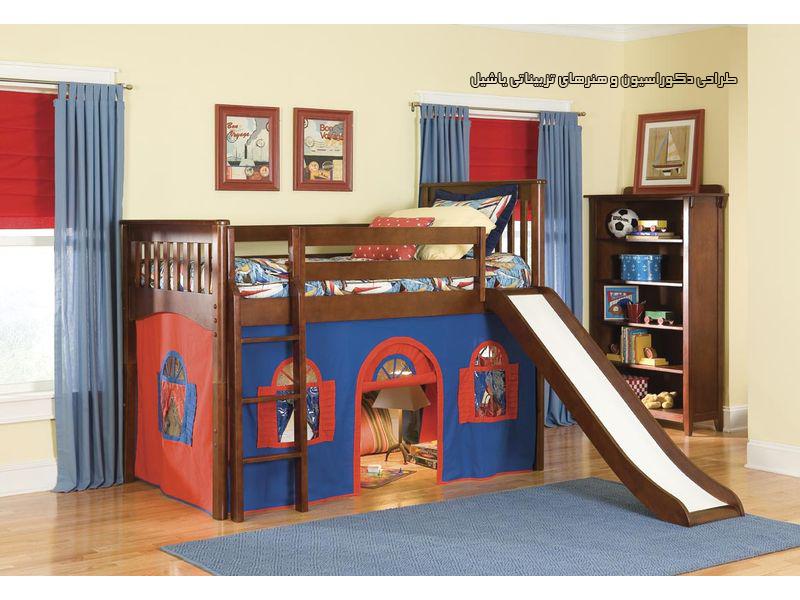 تخت اتاق کودک (5)