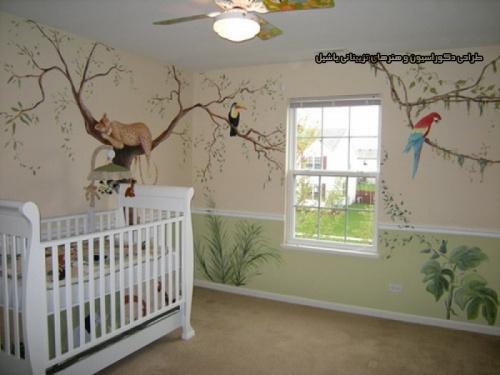 پوستر اتاق کودک و نوجوان