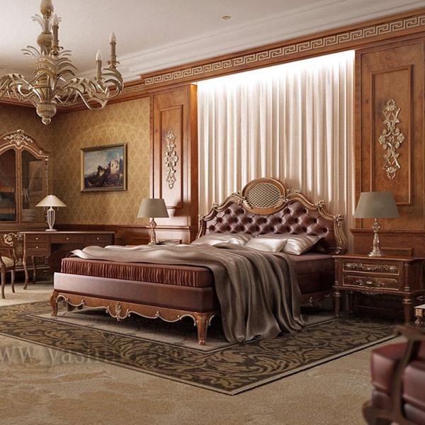 دکوراسیون اتاق خواب مستر