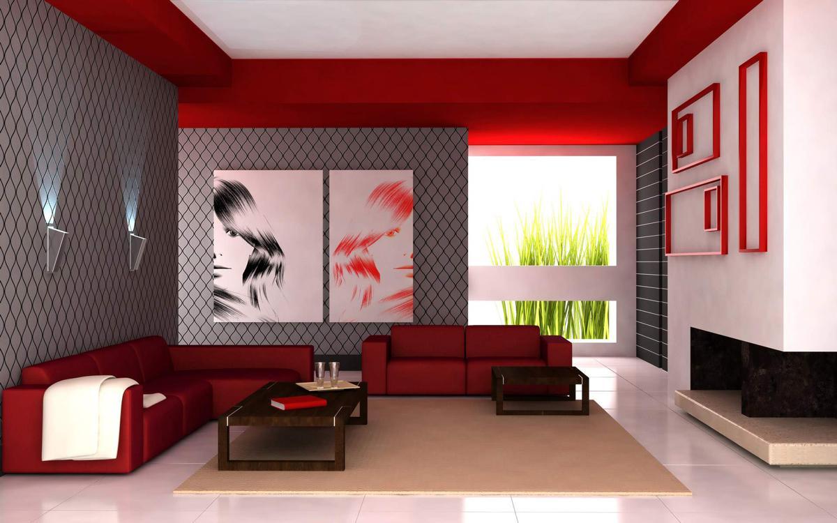 انتخاب رنگ در طراحی دکوراسیون