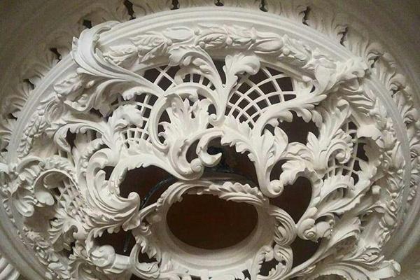 گچبری های کلاسیک - هنر گچبری