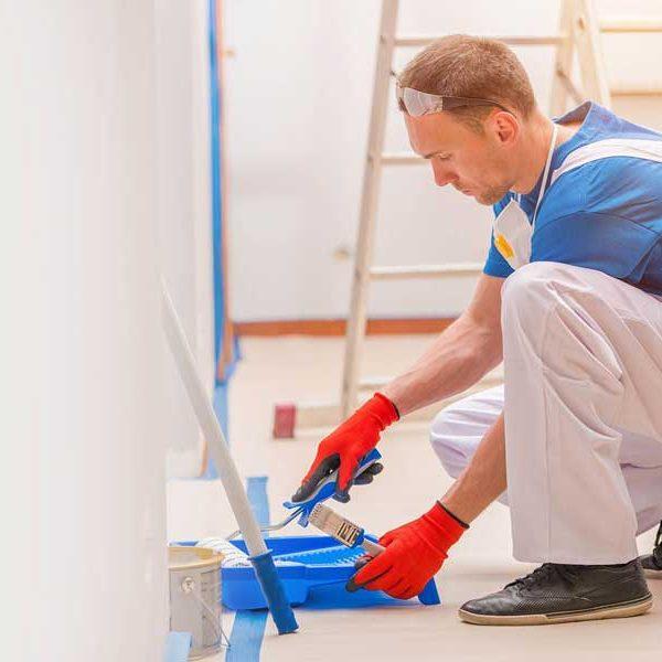 تعیین قیمت و هزینه نقاشی ساختمان – هزینه رنگ آمیزی ساختمان