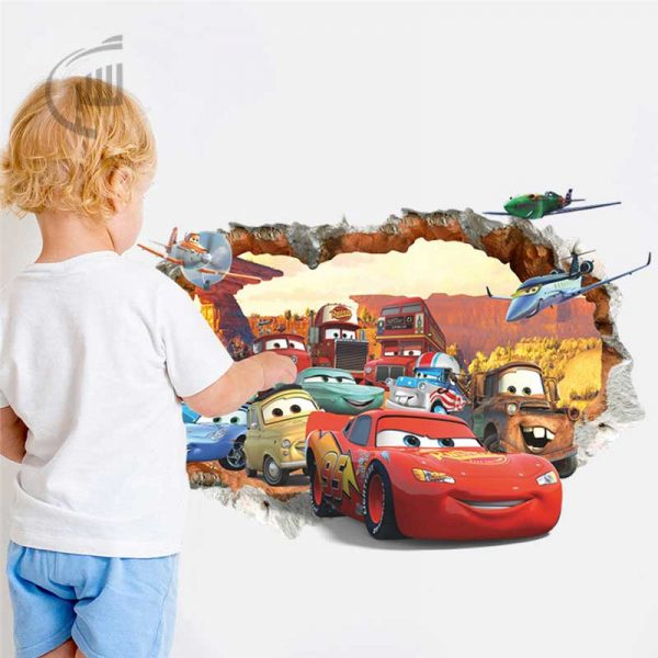 پوستر دیواری اتاق کودک