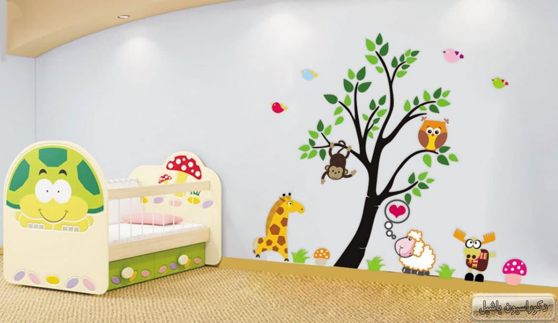 اتاق کودک -دکوراسیون اتاق کودک