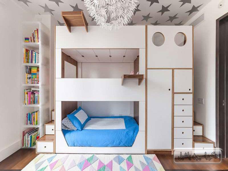 دکوراسیون خانه های کوچک - اسباب و اثاثیه برای فضای کوچک