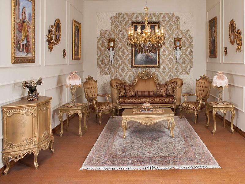 مبل کلاسیک - دکوراسیون داخلی منزل با مبل های کلاسیک